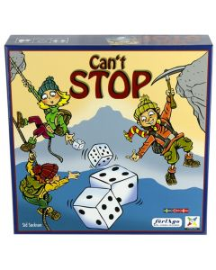 Can't Stop - Nordic