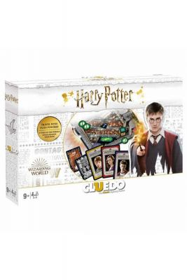 Cluedo Harry Potter brætspil