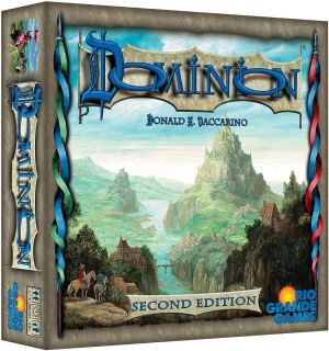 Dominion Intrigue 2nd Ed.