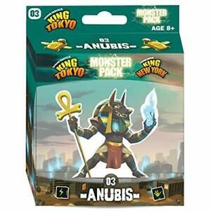 King of Tokyo: Monster Pack #3 - Anubis