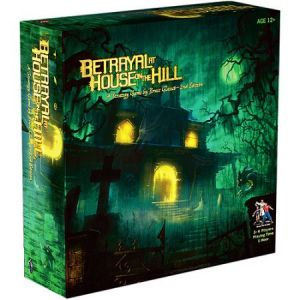 Betrayal at House on the Hill 2nd Ed.; Voksenspil; Brætspil