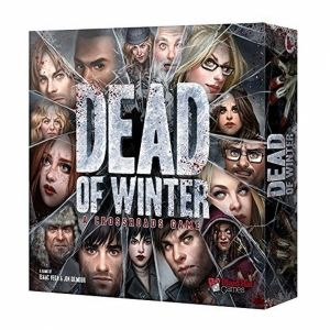 Dead of Winter: A Crossroads Game; Brætspil