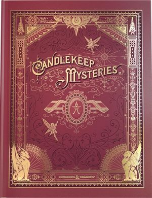 Dungeons & Dragons 5th Ed. - Candlekeep Mysteries: Alternate Cover