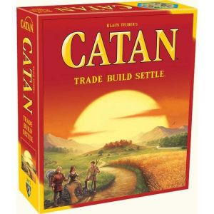 catan trade build settle settlers