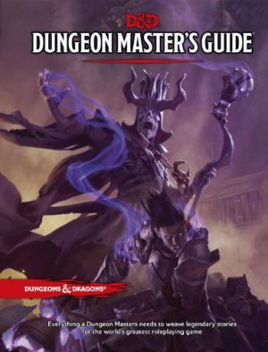 Dungeons & Dragons 5th Ed. Dungeon Master's Guide (HC)