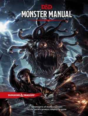 Dungeons & Dragons 5th Ed. Monster Manual