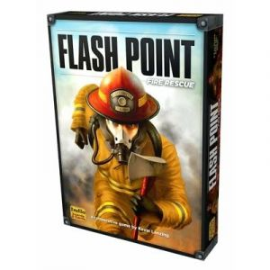 Flash Point Fire Rescue (2nd Edition); Brætspil