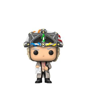 Funko Pop! - Movies - Back to the future - Doc With Helmet #959