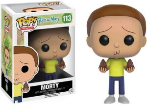 Funko Pop! Rick And Morty - Morty #113