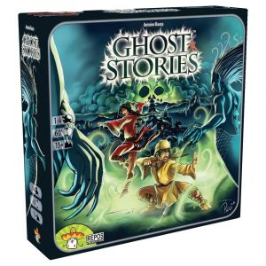 Ghost stories, boardgame, brætspil