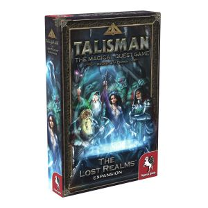 Talisman the lost realms brætspil boardgame