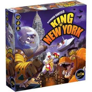 King of New York - På Dansk
