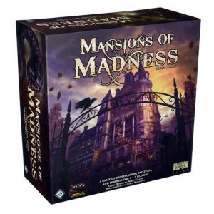 Mansions of Madness Second Ed.