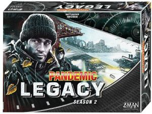 Pandemic: Legacy Season 2 - Black Edition