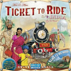 Ticket to Ride: Map Collection #2 - India
