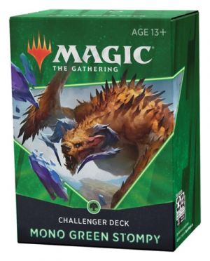 Magic the Gathering: Challenger Deck 2021 - Mono-Green Stompy