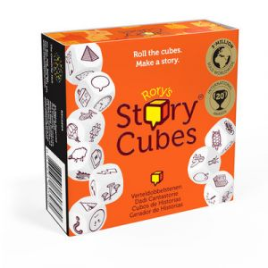 Rory's Story Cubes brætspil
