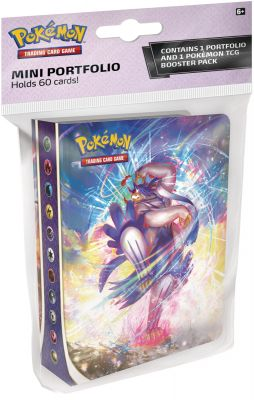 Pokémon, Sword & Shield 5, Battle Styles, Single Strike Urshifu, Rapid Strike Urshifu, Mini album, Mini binder, booster pakke, booster pack, TCG, byttekort, Pokemon