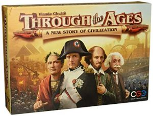 Through the Ages: A New Story of Civilization; Brætspil