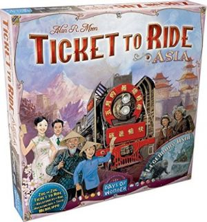 Ticket to Ride: Map Collection #1 - Asia