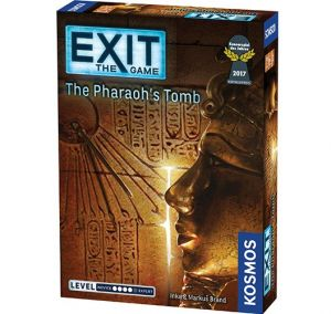EXIT: The Pharaoh's Tomb - På Engelsk; Escape game