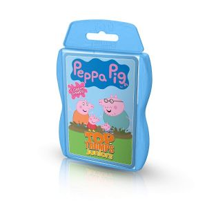 Top Trumps - Gurli Gris/Peppa Pig Junior