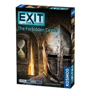 EXIT - The Forbidden Castle; Escape Game