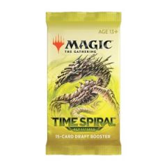 Magic the Gathering: Time Spiral Remastered - Booster Pakke