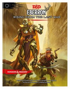 Dungeons & Dragons 5th Ed. - Eberron: Rising From the Last War