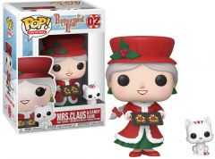 Funko Pop! - Peppermint Lane: Mrs. Claus & Candy Cane #02