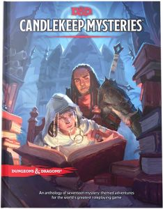 Dungeons & Dragons 5th Ed. - Candlekeep Mysteries