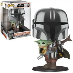 Funko Pop! The Mandalorian with The Child