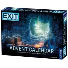 Exit: Advent Calendar - The Mystery of the Ice Cave