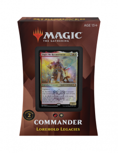 Magic the Gathering: Commander 2021 - Lorehold Legacies
