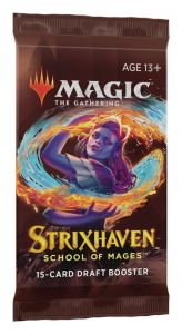 Magic the Gathering: Strixhaven, School of Mages - Draft Booster
