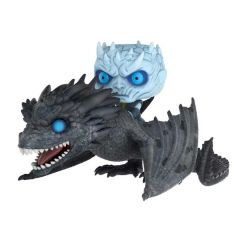 Funko Pop! - Rides - Game of Thrones: Night King & Icy Viserion #58