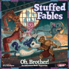 Stuffed Fables: Oh Brother! Expansion (EN)
