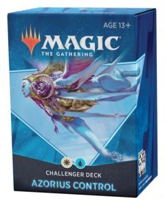 Magic the Gathering: Challenger Deck 2021 - Azorious Control