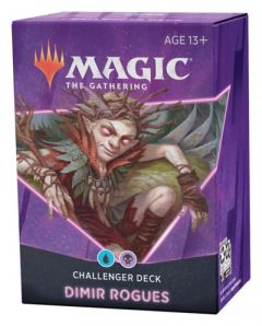 Magic the Gathering: Challenger Deck 2021 - Dimir Rogue
