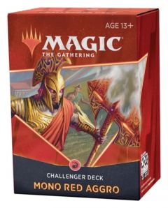Magic the Gathering: Challenger Deck 2021 - Mono-Red Aggro