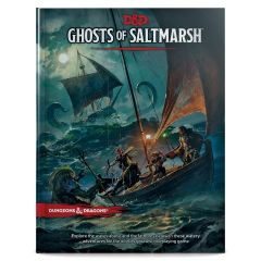 Dungeons & Dragons 5th Ed. Ghosts of Saltmarsh