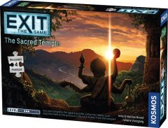 EXIT: The Sacred Temple