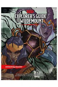 Dungeons & Dragons 5th Ed. Explorer's Guide to Wildemount