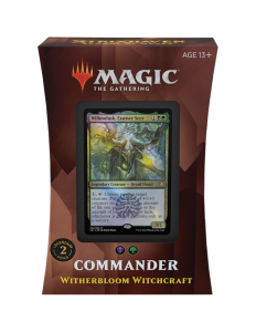 Magic the Gathering: Commander 2021 - Witherbloom Witchcraft