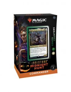 Magic the Gathering: Midnight Hunt Commander Deck - Coven Counters