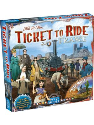 Ticket to Ride: Map Collection #6 - France